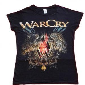 camiseta mujer detante rec