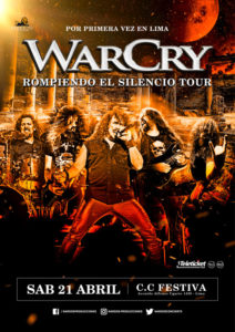 WarCry en Lima