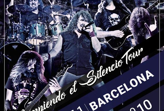 WarCry en Barcelona