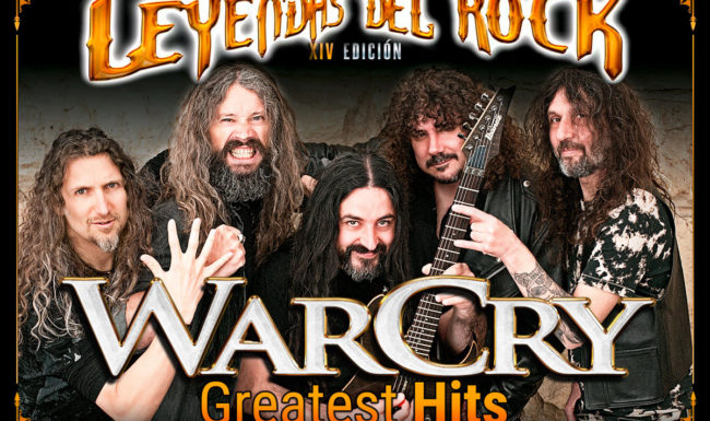 WarCry en el Leyendas del Rock 2019