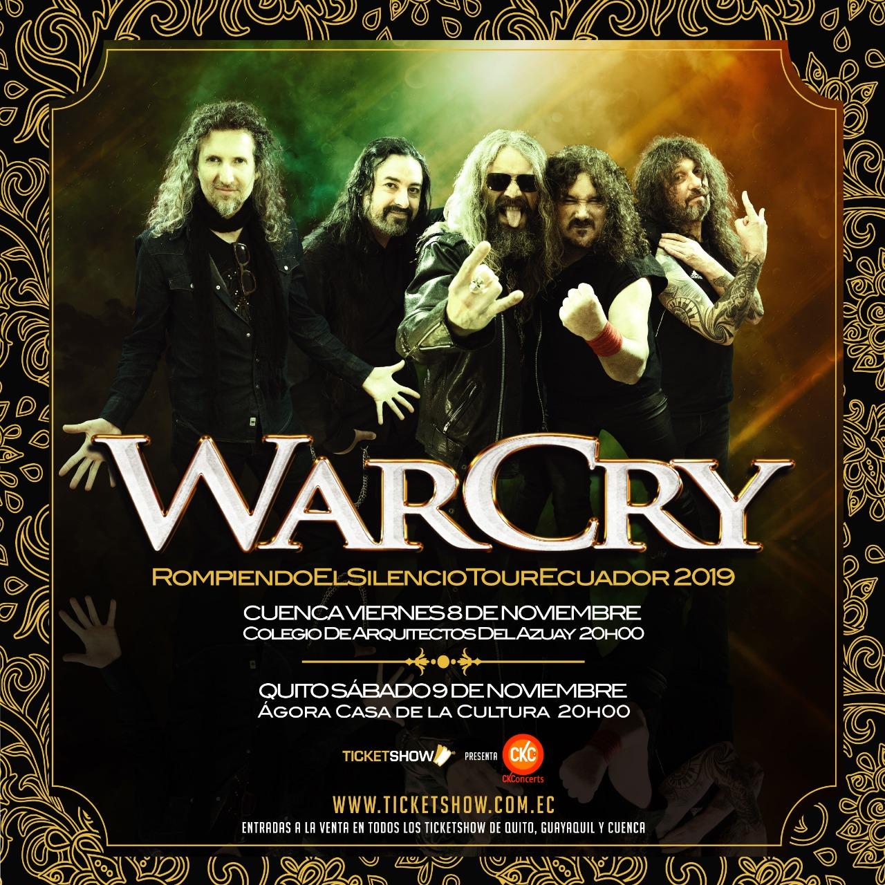 WARCRY ECUADOR