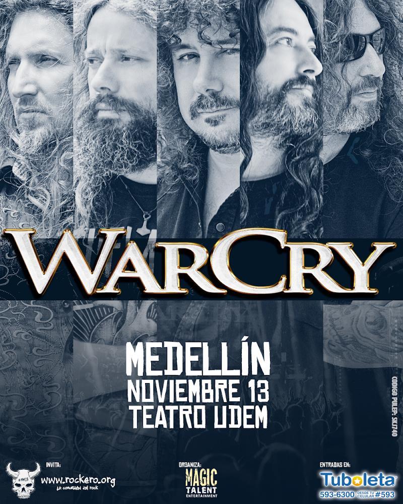 WarCry Medellín