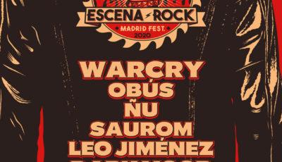 WarCry - EscenaRock