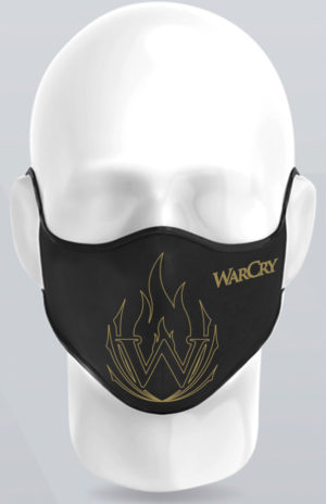 WarCry Mascarilla Covid-19